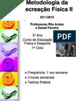 Programa MRF II Alunos