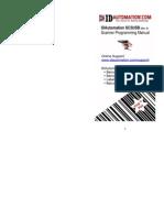 SC5D USB Scanner Manual