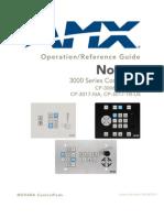 CP-DSC-3000.OperationReferenceGuide
