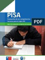 PISA Evaluacion de Las Competencias Lectoras Para El Siglo XXI Final