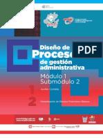 Guía formativa. DISEÑO DE PROCESOS DE GESTION ADMINISTRATIVA 12. CECyTEH Gobierno Hidalgo. 2012