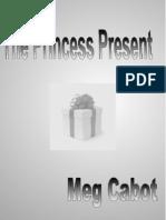 Cabot, M - Princesa 06.5 - El Regalo de La Princesa
