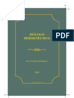 Domingues Jose Dialogo Hermeneutico