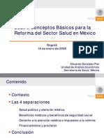 Reforma Sistema de Salud Mexico