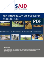 Draft -- The Importance of Energy in Agriculture 8-10-11 (3)