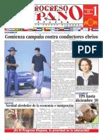 Progreso December 01 08