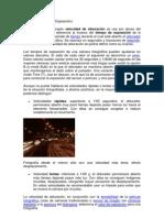 Velocidad & Diafragma