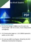 Bandra Worli Sea Link-3rd Year