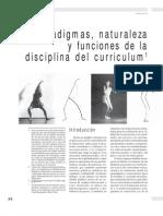 Paradigmas, Nat y Fun Curriculum  VIOLA SOTO Rev. Docencia N° 20