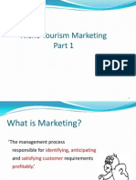Niche Tourism Marketing