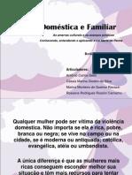 Violência Doméstica e Familiar - Polícia Militar