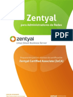 Zentyal for Network Administrators Book Sample ES