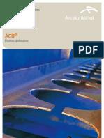 02arcelormittal.com ArcelorMittal Brochure_Poutres_alvéolaires_ACB Poutrelles_en_acier_laminé