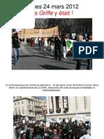 Essai PPS La Griffe Nimes mars 2012