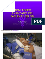 Monitoreo Avanzado Paciente VMI