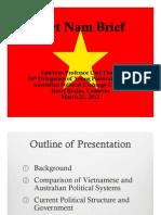Thayer Vietnam Brief