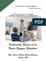 Módulo I de Nuevos Enfoques educativos