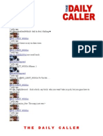 "Trayvon Martin's ""NO_LIMIT_NIGGA"" Tweets -- The Daily Caller"