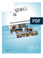 2012 IMPACT National Conference Program