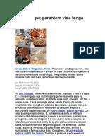 Minerais Que Garantem Vida Longa - Zinco, Cobre, Magnésio e Ferro - Nutrição