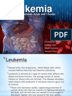 Leukemia Ppt