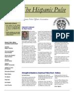 January 2007 Newsletter