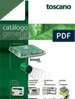 TOSCANO CatalogoGeneral-2011
