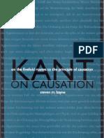 [Steven M. Bayne] Kant on Causation on the org