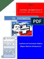 Editorial 12