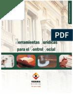 Herramientas Juridic as A Para Elcontrol Social