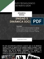 Dinamica Social Unidad 3