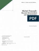 31539585 Michel Foucault Beyond Structural Ism and Hermeneutics