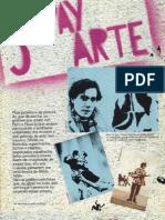 Crics nº 6. 1987. Spray Arte