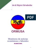 2011 03 Monitoreo Economico y Laboral