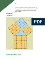 Ejercicios sobre el Teorema de Pitágoras