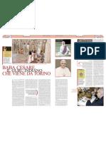 «Baba Cesare, il guru indiano che viene da Torino»