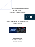 Gonzalez and Stringari - State of Matter Aggregation and Organization
