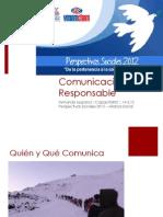 Fernando Legrand - Perspectivas Sociales 2012