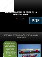 Inter Cam Bi Adores de Calor en LA Industria NAVAL