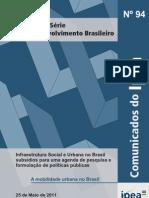 IPEA-MobilidadeUrbana-2011