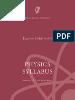 Lc Physics Sy
