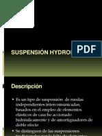 SUSPENSIÓN HYDROLASTIC