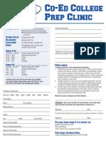 KCC Clinic Registration Form