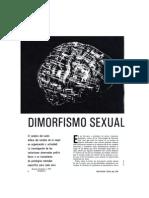Seminario 1 - Dimorfismo Sexual Cerebral