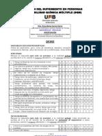 EVALUACIÓN DEL SUFRIMIENTO EN PERSONAS CON SENSIBILIDAD QUÍMICA MÚLTIPLE. pdf del cuestionario online (investigación. UAB. 2012)