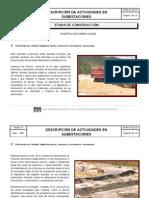 07 DESCIRPCIÓN DE ACTIVIDADES EN SUBESTACIONES_Construcción_0707 Adecuacion terreno