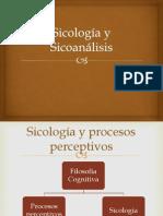 Sicología y Sicoanálisis
