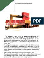 CASO MONTERREY