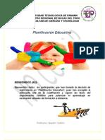 Planificacion Educativa Entornos V.