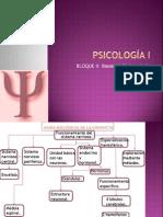 PSICOLOGÍA I